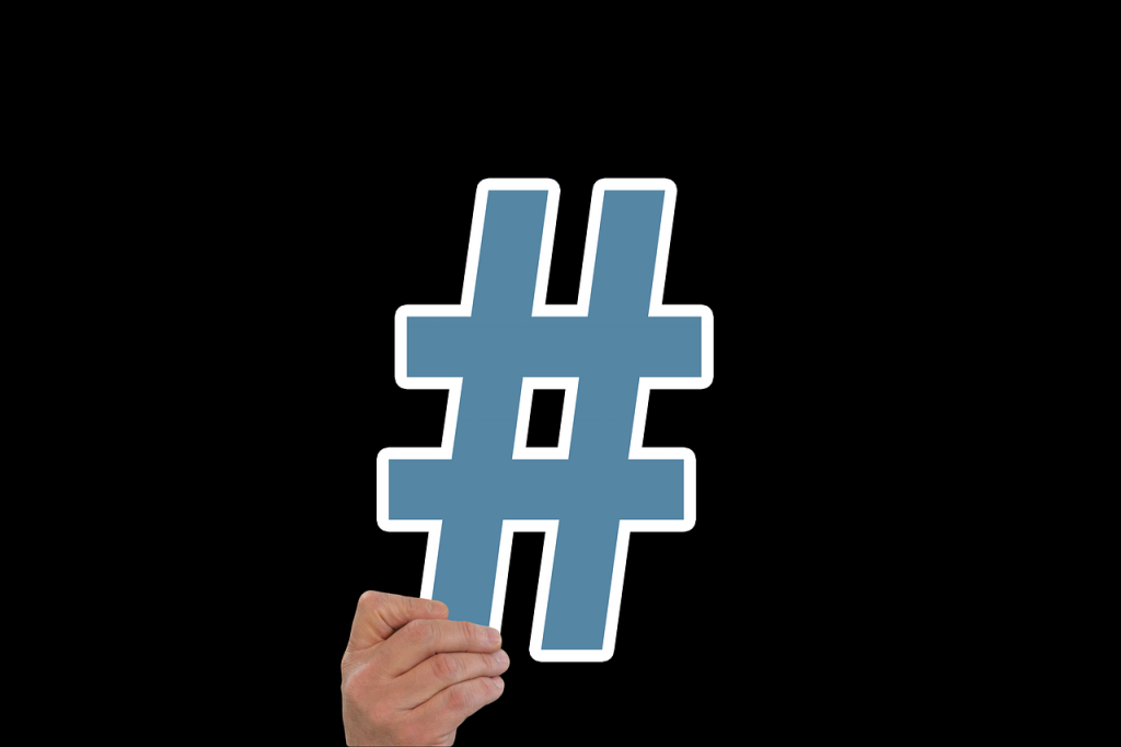 najlepsze hashtagi